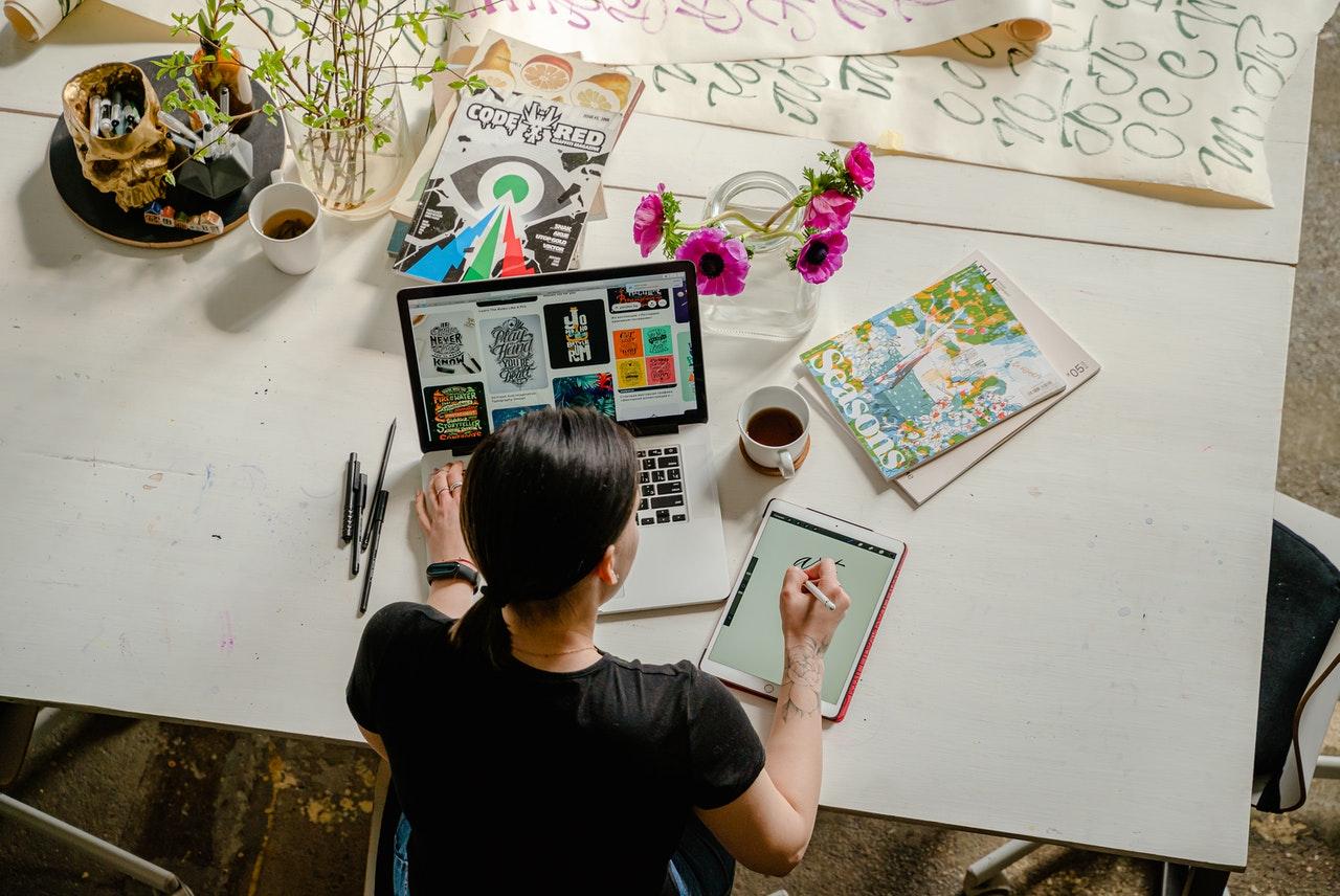 Freelance and digital nomad blogging