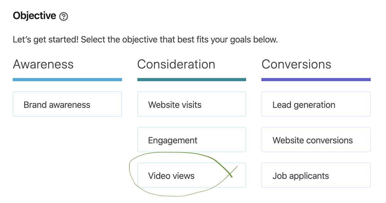 LinkedIn-mainonnan muodot