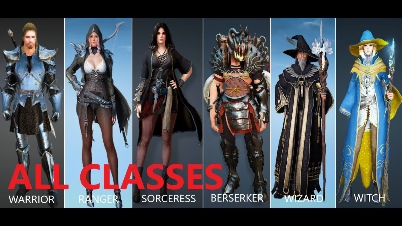 Bdo Witch Outfits