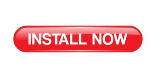 install now button email hunter
