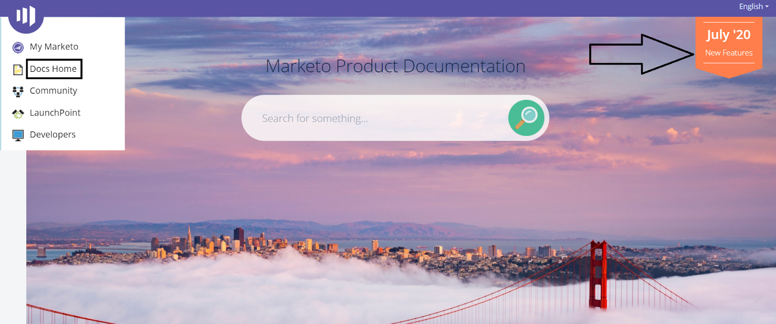 Marketo product documentation
