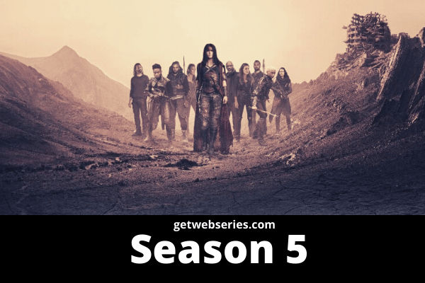 Index of The 100 Season 5