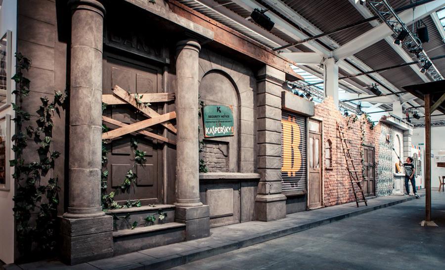 An Example of crypto street art