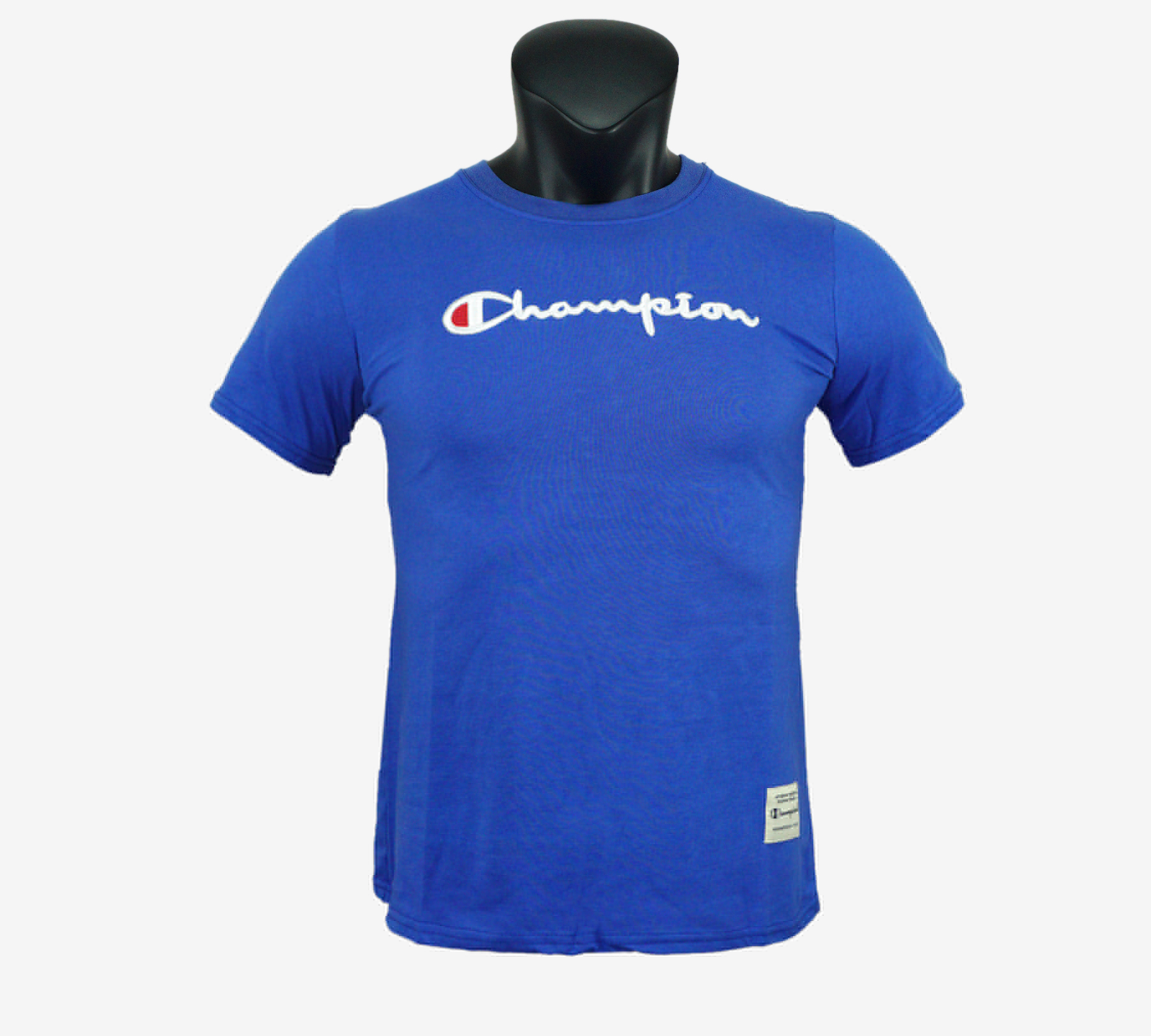 T-SHIRT CHAMPION BLUE