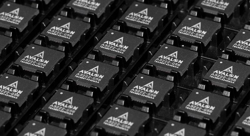 Майнинг чипы Avalon