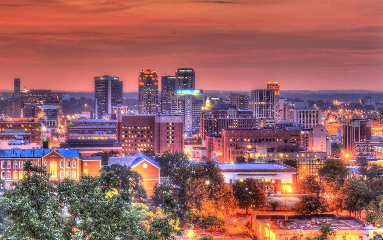 Cakrawala Birmingham