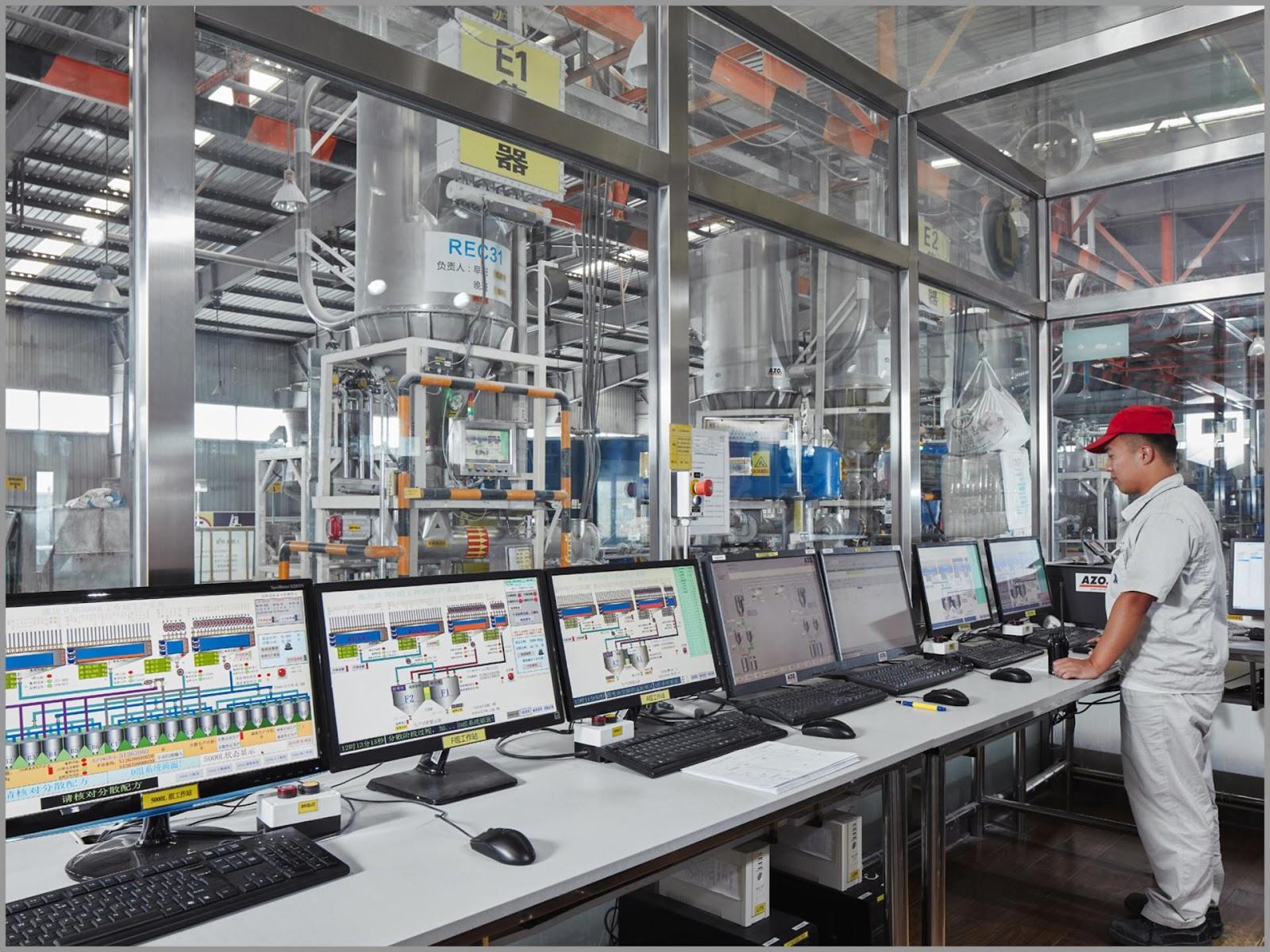 bulk bag controls system