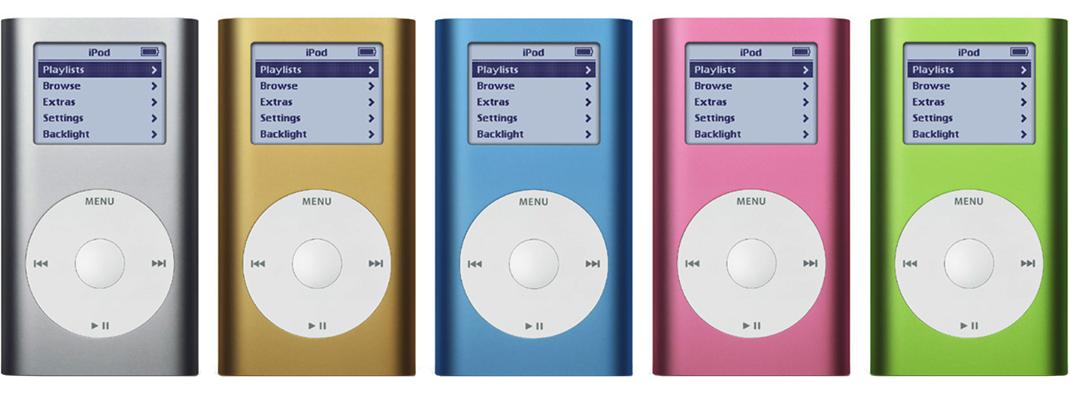 iPod Mini 1st Gen