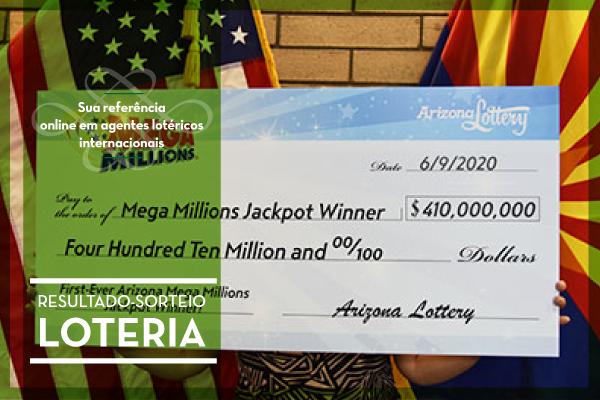 Loteria Mega Millions como funciona?