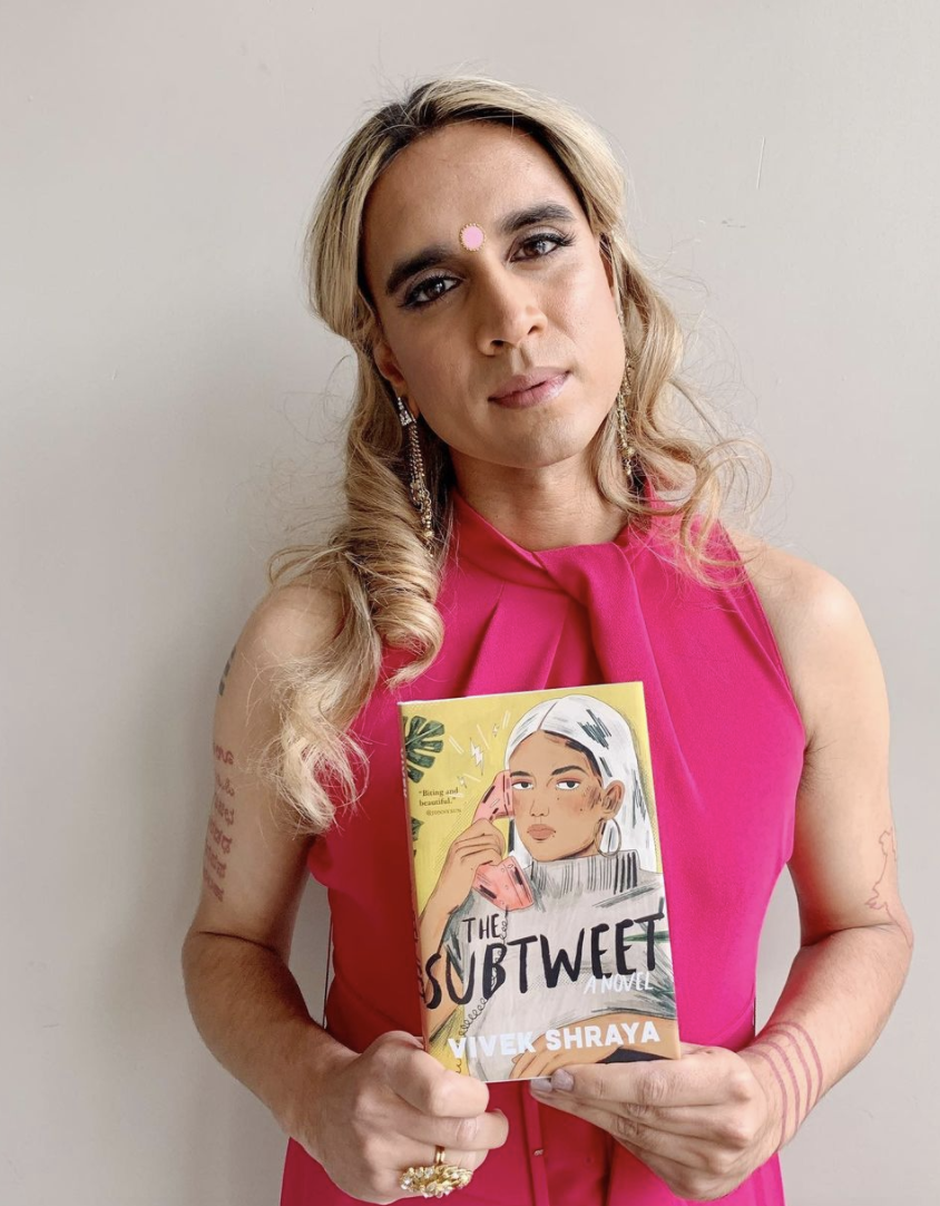 Vivek Shraya   LGBTQ Influencer with Passion for Art and Music