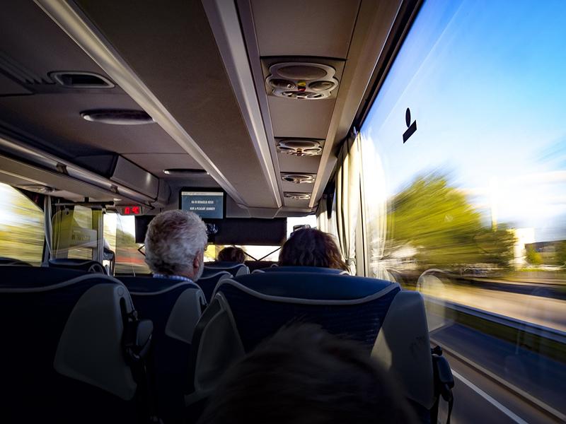 La compañía importa a la hora de escoger los mejores asientos de autobús.