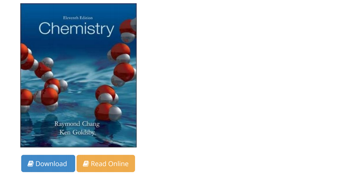 Chemistry 11th edition chang goldsby solution manual pdf google drive fandeluxe Images