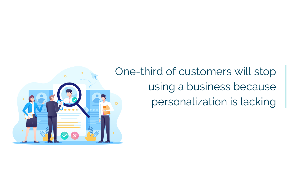 service personalization