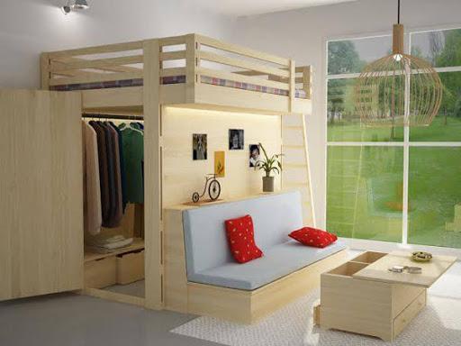 Thiết kế thông minh cho ngôi nhà hiện đại
