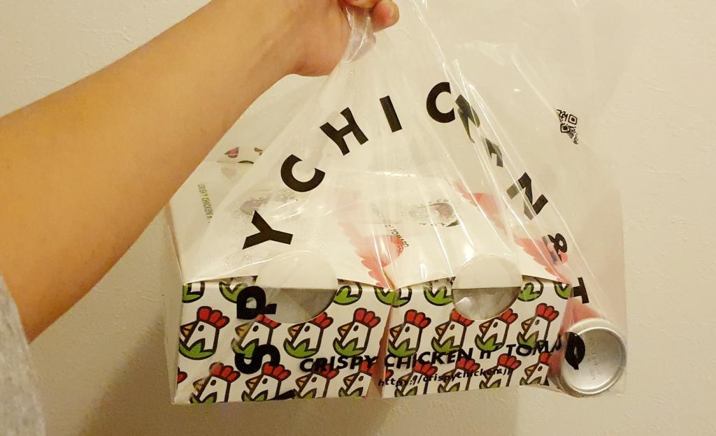 일본 치킨 배달