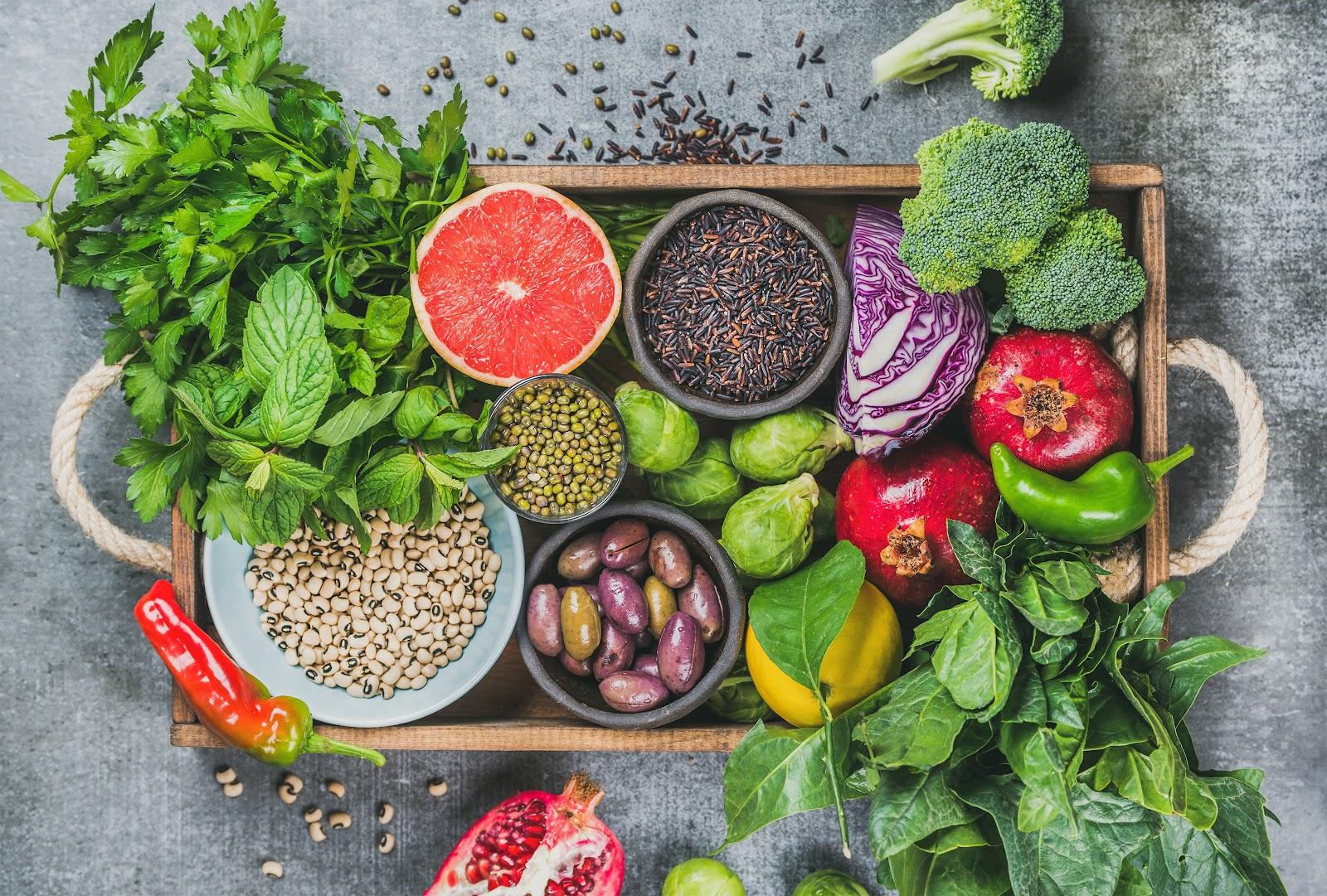 legumes e cereais