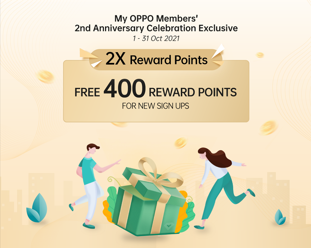 OPPO Members' 2nd Anniversary Celebration Offers RM2 Deals and Rewards Worth Up to RM4 million 19