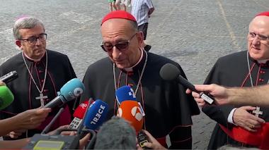 Omella y su comisión de control episcopal