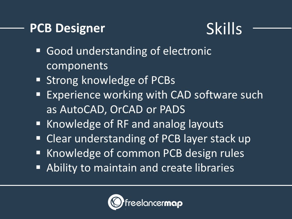 Skills Of A PCB Designer