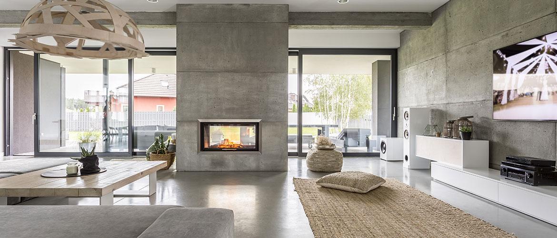 Elemen 'ruang' pada desain interior - source: housejoy.in