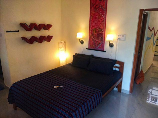 Hotel near Arambol Beach- The No Name Guest House
