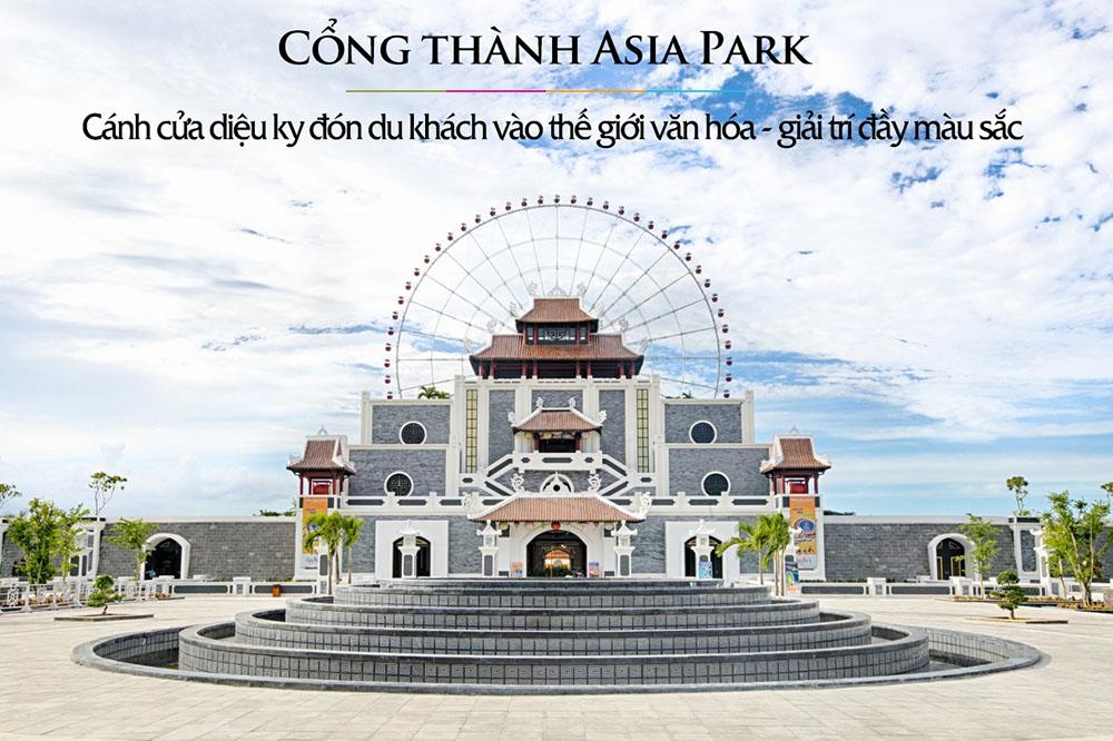 Công viên Châu Á - Asia Park 2021
