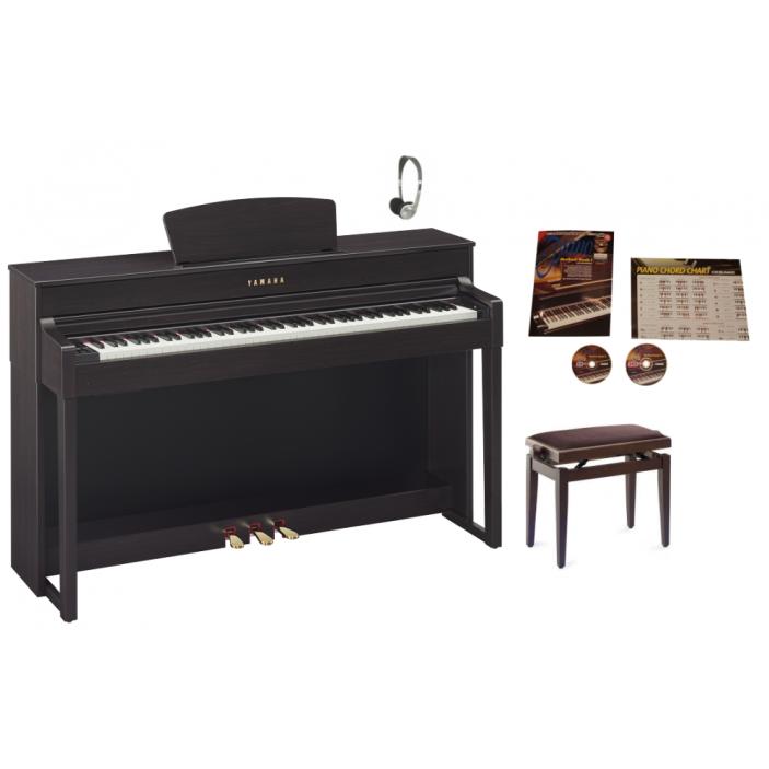 Đánh giá đàn piano điện Yamaha CLP-535R