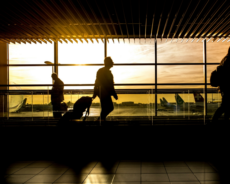 event travel tips airport