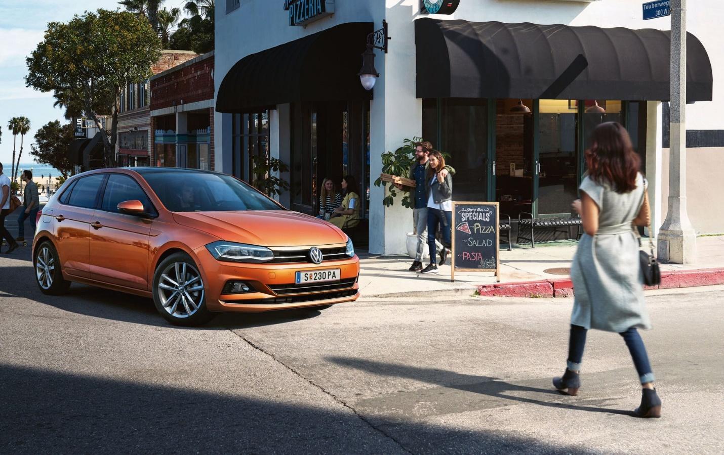 10 mașini noi pe care ți le poți cumpăra cu mai puțin de 15.000 de euro - VW Polo