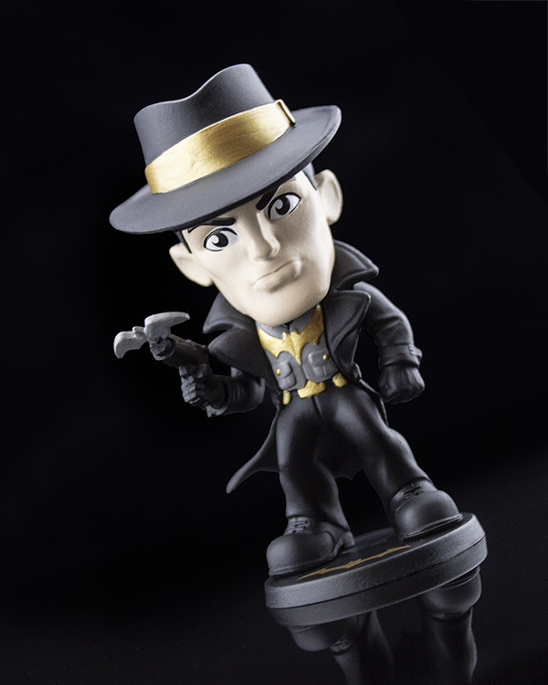 Black & Gold Batman DC Lil Bombshells: Series 3