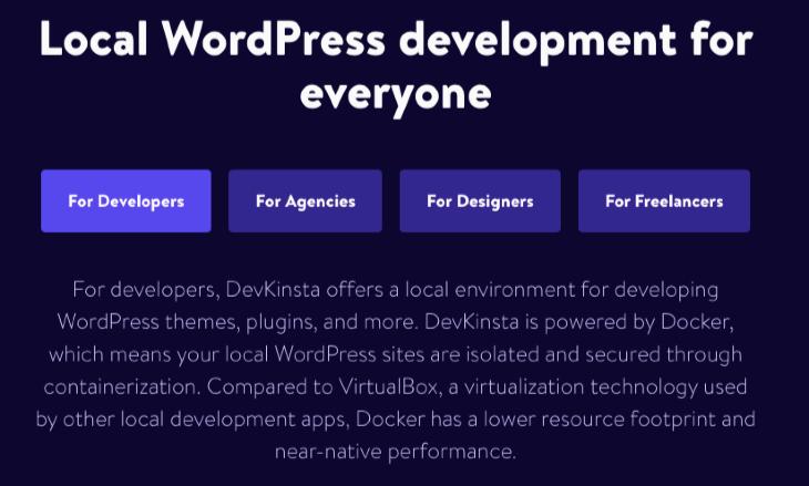 Kinsta launches DevKinsta