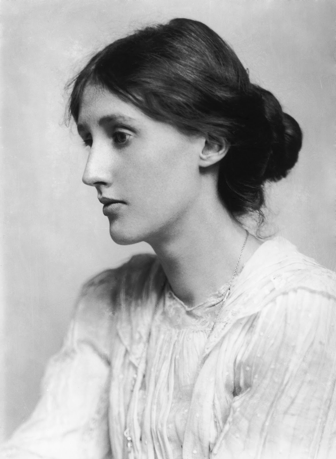 Writer Virginia Woolf ...