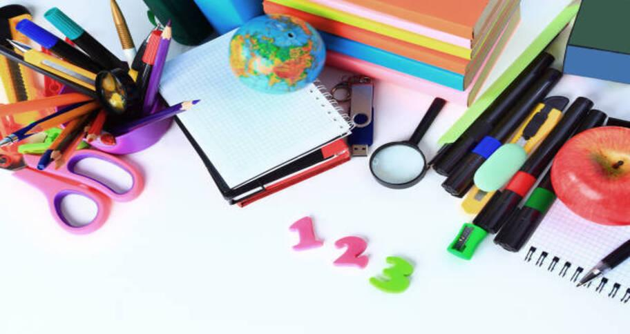to make math homework for kids, easy, you need to create a focused set up for kids