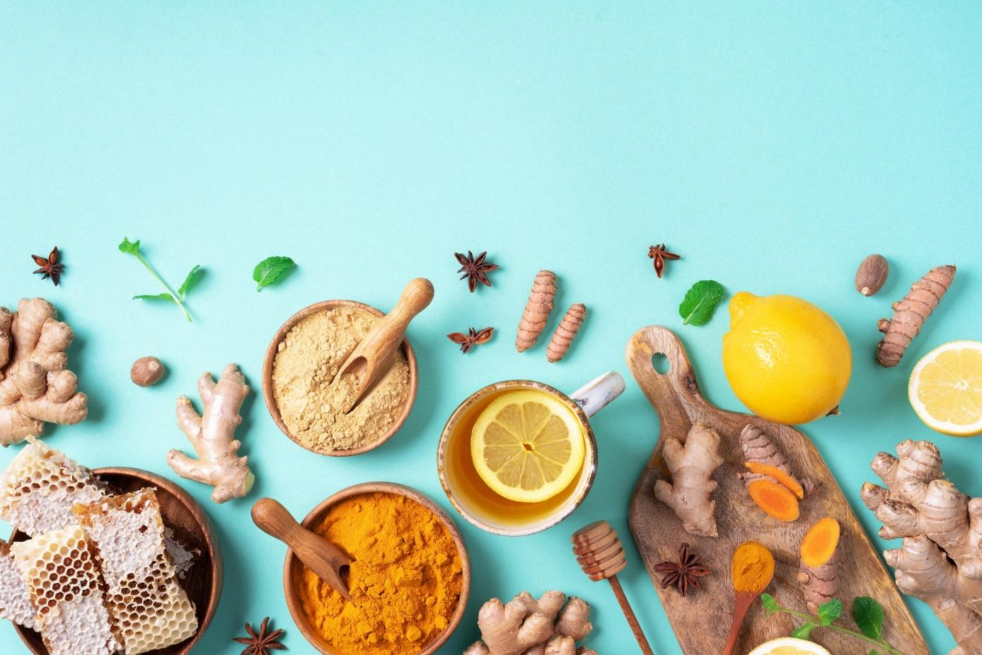 Immune-Boosting Foods to Improve Body's Natural Immunity | Twigs Cafe