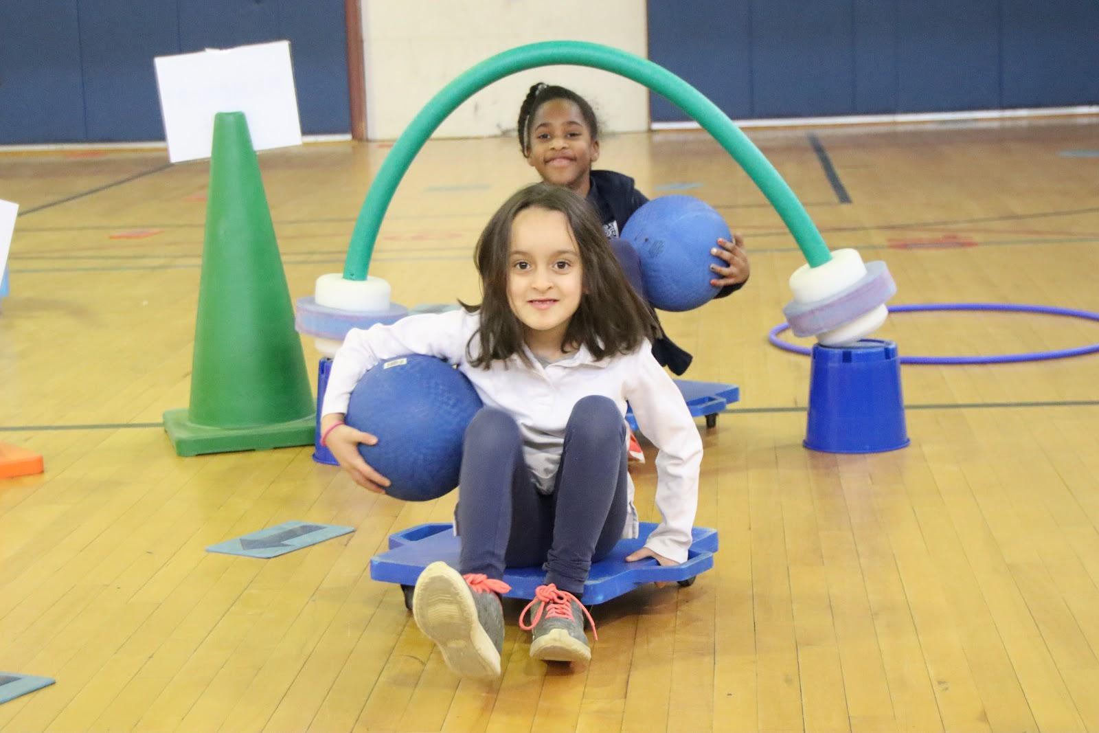 benefits of exercise for children's social development