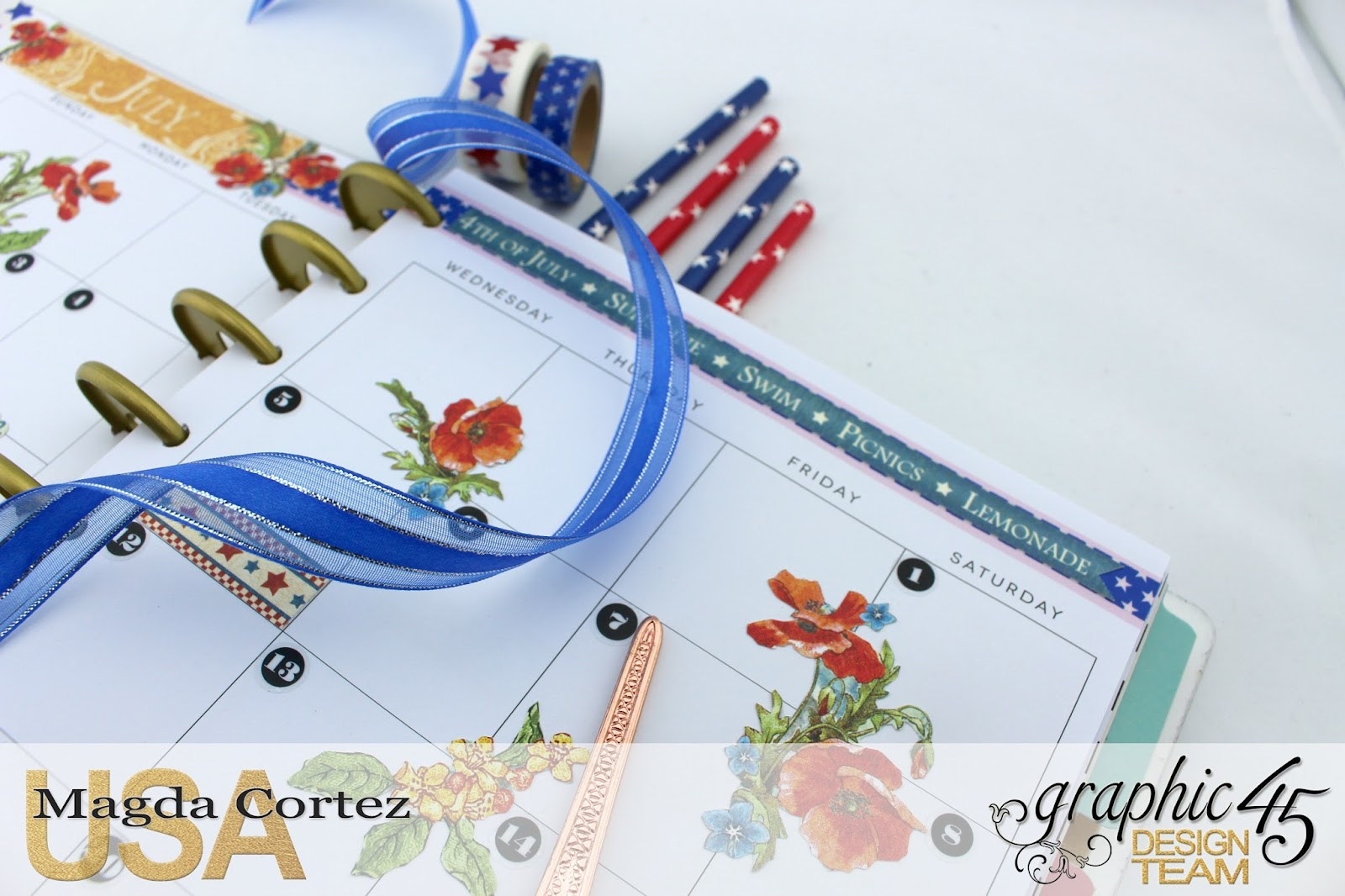My JULY G45 Planner, Children's Hour By Magda Cortez, Product by G45, Photo 07 of 20 .jpg