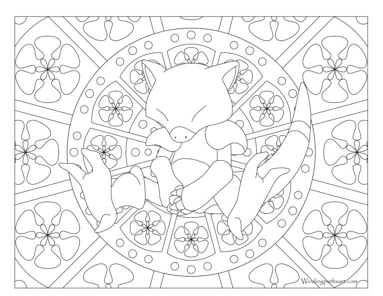 Digimon attack coloring pages for kids, printable free | 593x768
