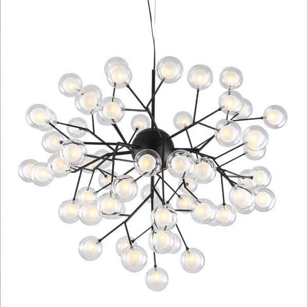 Đèn chùm thích hợp với không gian nào trong căn nhà?