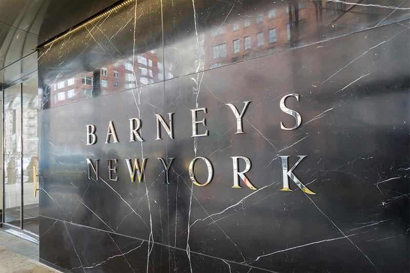 Bye Bye Barney's , Good Riddance..