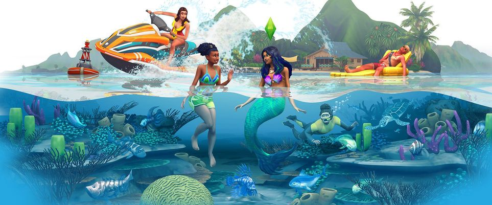Mermaids are back