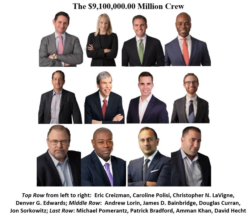 The $65 Million Debacle - Pierce Bainbridge Meets American Greed 12