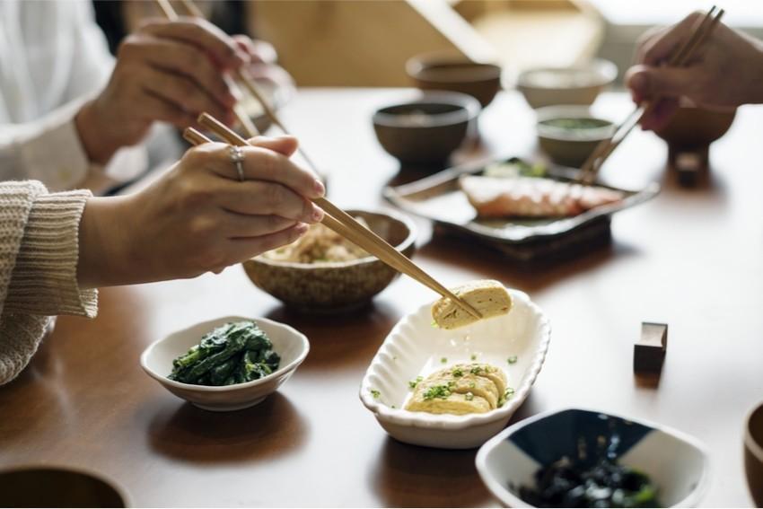 มารยาทในการรับประทานอาหารของคนญี่ปุ่น