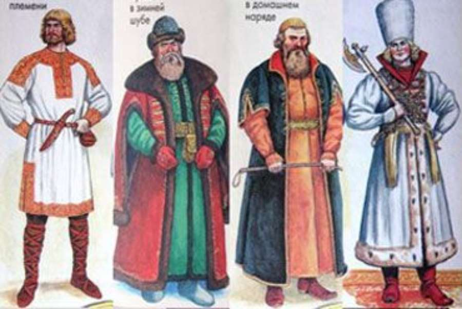 Russian Culture Clothing