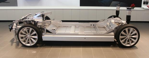 batterie Tesla Model S