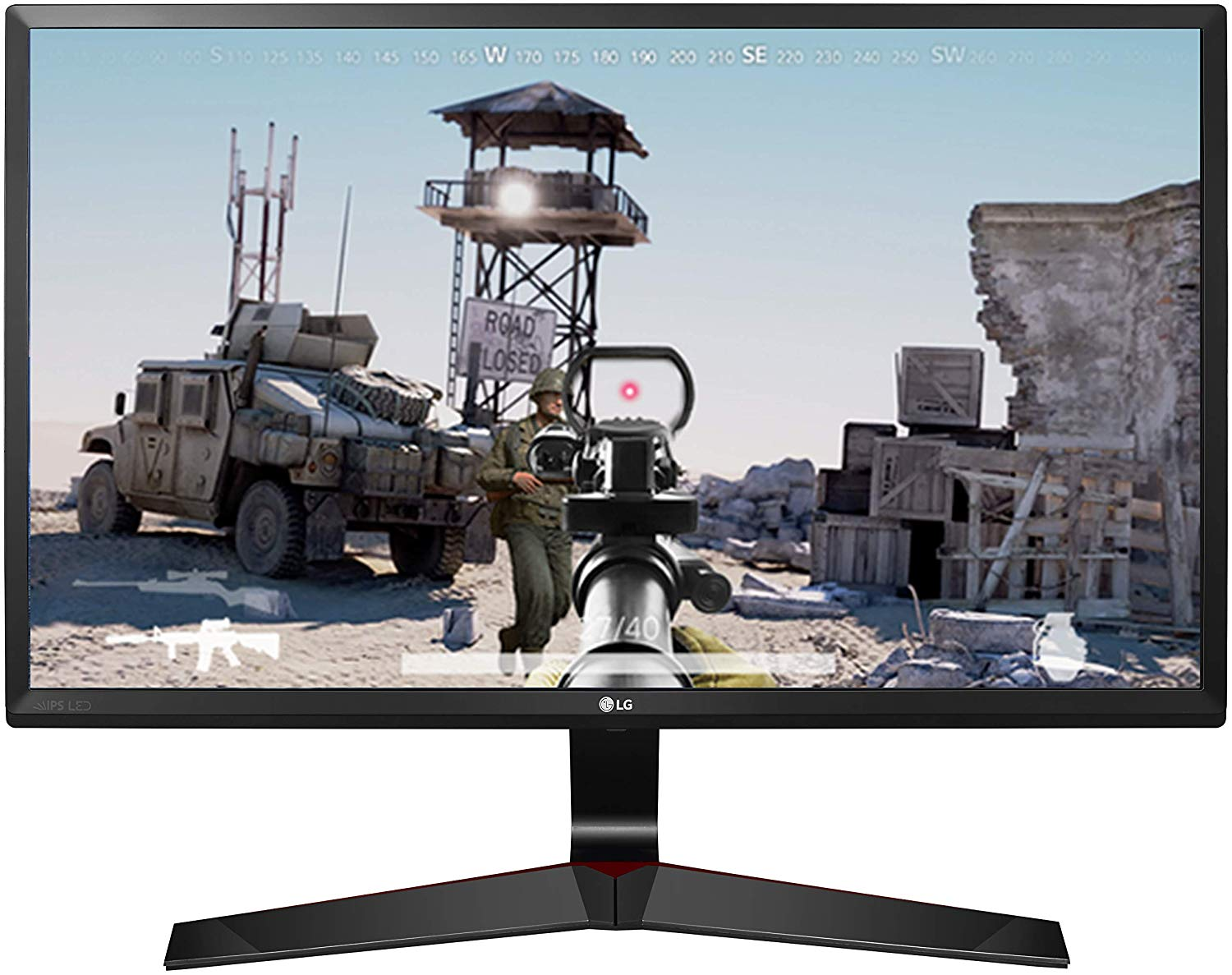 LG 24 inch Monitor For Gaming