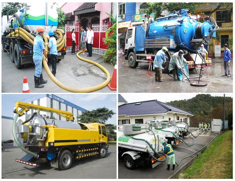 Bảo Khang là đơn vị chuyên dịch vụ hút hầm cầu tại Hà Nội