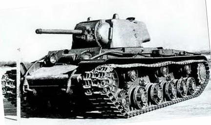 Советские тяжелые танки в США
