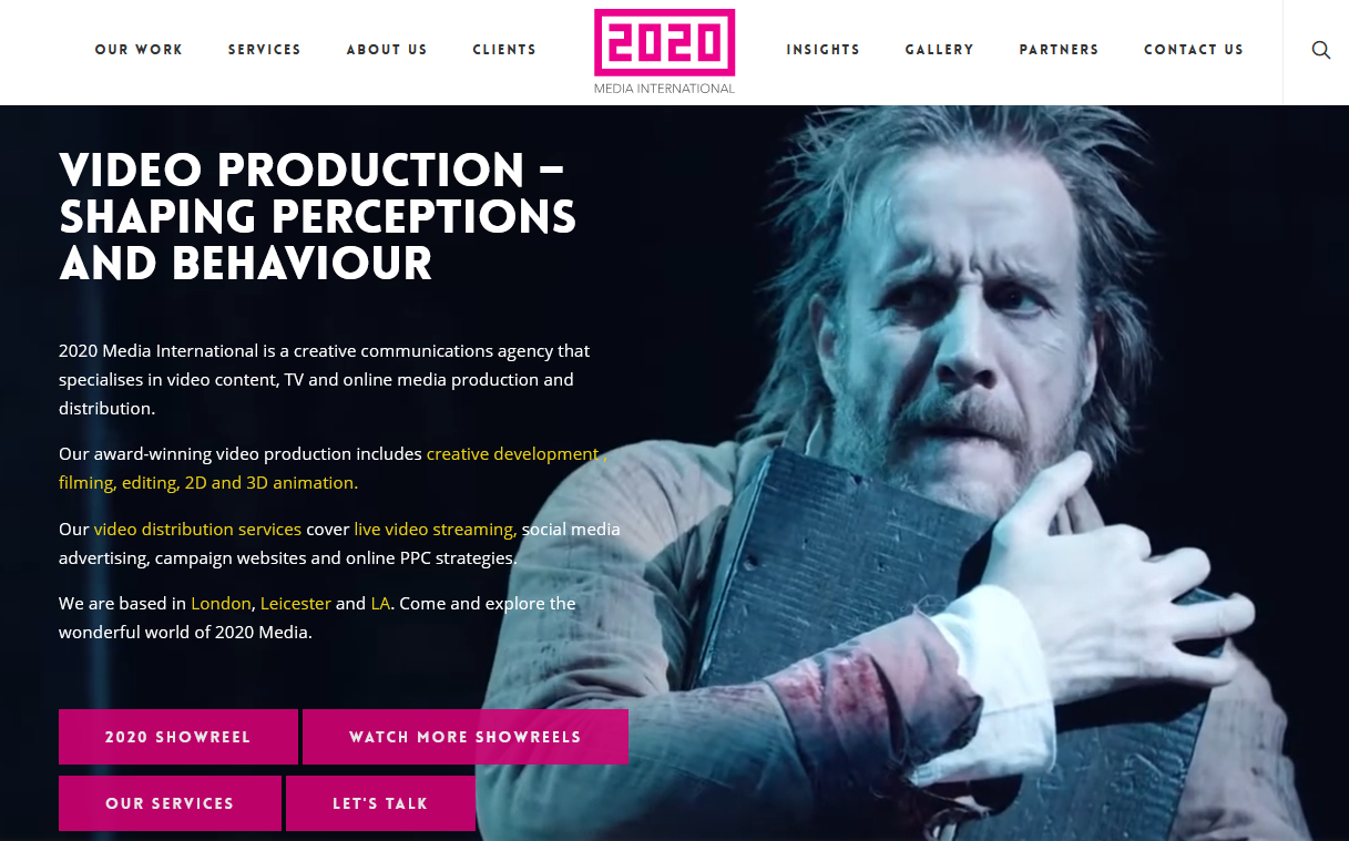 TV Commercial Production Company UK