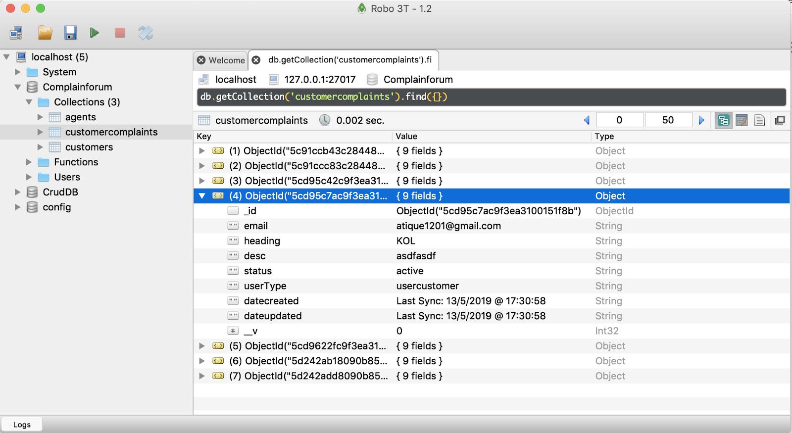 How MongoDB Store the Data