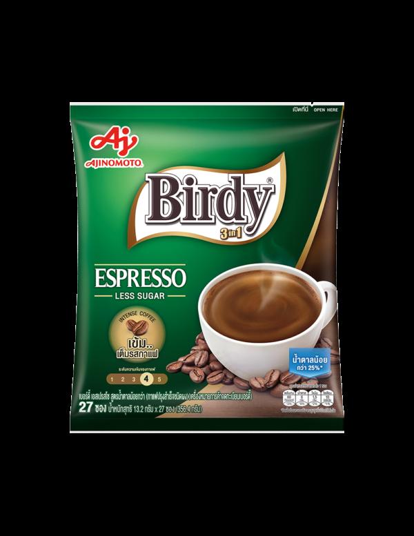 3. Birdy สูตร 3 in 1 Espresso